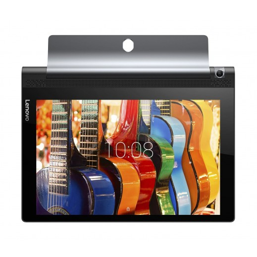 لينوفو – تابلت YOGA TAB3 850 ذاكرة 2 جيجابايت سعة تخزين 16 جيجابايت شاشة 8 إنش واي فاي نظام أندرويد – أسود - يتم التوصيل بواسطة EASA HUSSAIN AL YOUSIFI & SONS COMPANY