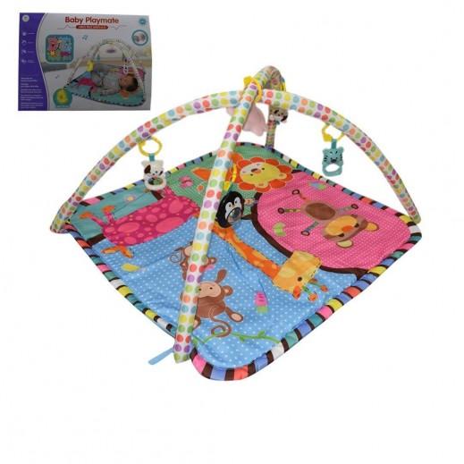 حصيرة الأنشطة والألعاب للأطفال