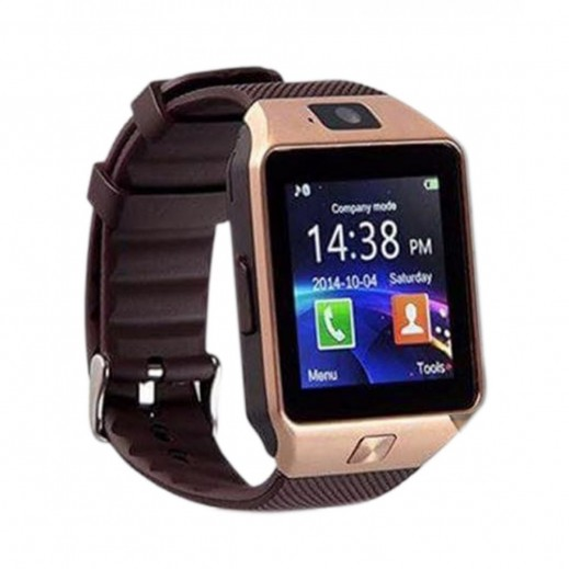 زنتالتي – ساعة ذكية شاشة IPS قياس 1.52 إنش 2G – وردي ذهبي