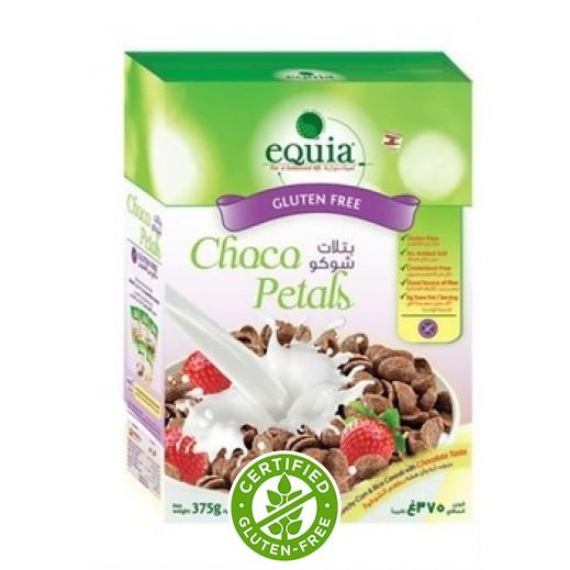 إيكوا – حبوب الفطور بيتلات شوكو خالي من الجلوتين – 375 جم