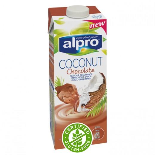 ألبرو – مشروب Alpro جوز الهند والشوكولاته 1 لتر