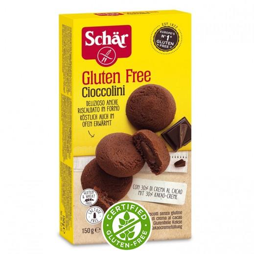 شار – بسكويت الشوكولاتة خالي من الجلوتين 150جم
