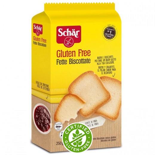 شار – خبز هش (شابورة) خالي من الجلوتين 250 جم