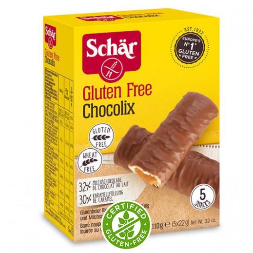 شار – شوكولاتة ويفر خالي من الجلوتين 110 جم