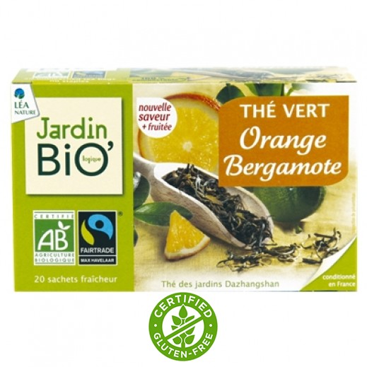 جاردن بايو – شاي أخضر 30 جم (20 كيس)