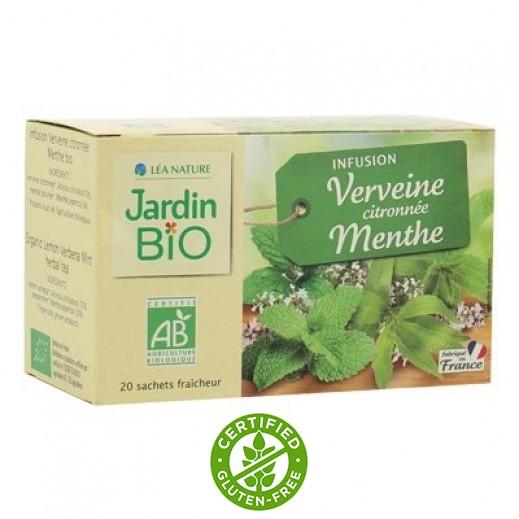 جاردن بايو – شاي بعشبة الفرفين 28  جم (20 كيس)