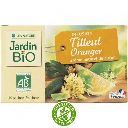 جاردن بايو – شاي بالأعشاب والليمون 30 جم (20 كيس)