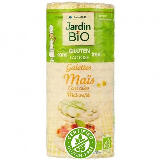 جاردن بايو - كعك الذرة خالي من الجلوتين 130 جم