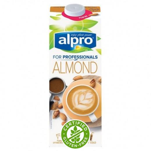ألبرو – مشروب Alpro صويا بروفيشنال باللوز 1 لتر