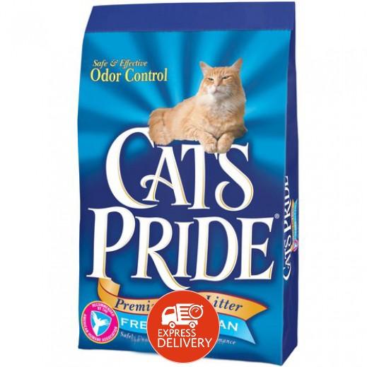 كاتس برايد – تراب لفضلات القطط  بخاصية امتصاص الروائح 9.07 كجم