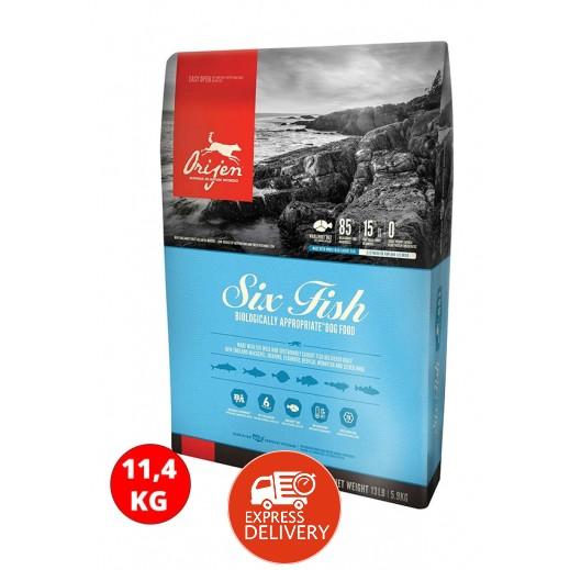 أوريجين – طعام الكلاب اويجينال 11.4 كجم