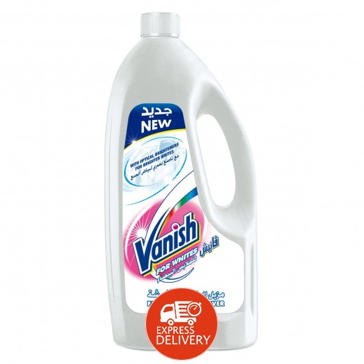 فانيش - سائل مزيل البقع للملابس البيضاء 900 مل