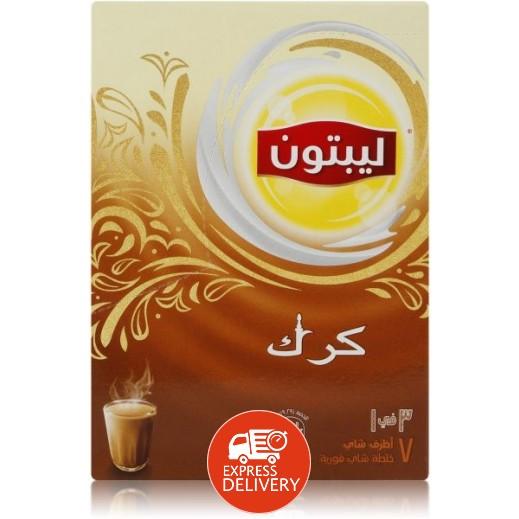 ليبتون - شاي لاتيه كلاسيك 7 × 20.3 جم