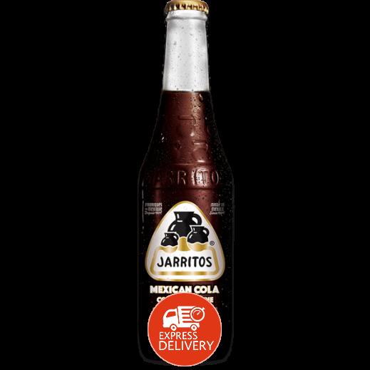 جاريتوس - مشورب غازي بطعم الكولا المكسيكية 370 مل