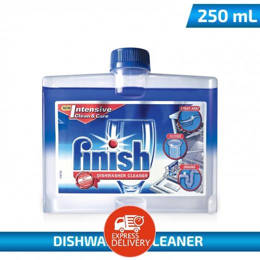 فينيش – سائل تنظيف مركز لغسالات الأطباق 250 مل