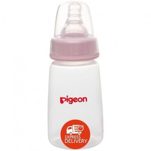 بيجن- زجاجة رضاعة خالية من مادة BPA 120 مل (ألوان متعددة)