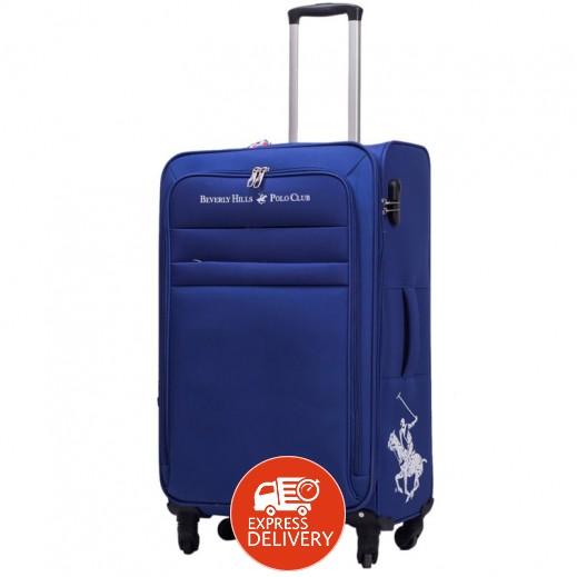 75234f462 اشتري بولو - حقيبة سفر أوبتيما 4 عجلات حجم متوسط - أزرق | توصيل ...