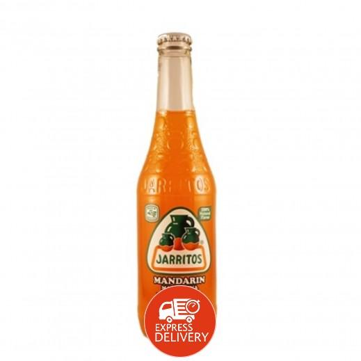 جاريتوس - مشورب غازي بطعم البرتقال الطبيعي 370 مل