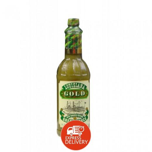 لويزيانا جولد – صلصلة فلفل أخضر 57 مل