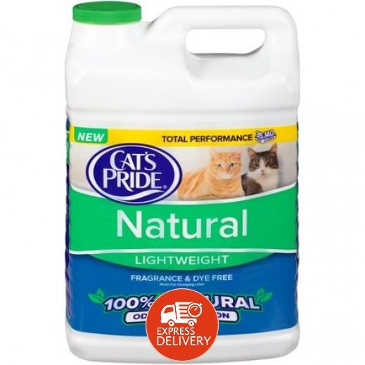 كاتس برايد – تراب طبيعي لفضلات القطط  سهل الإزالة 4.54 كجم