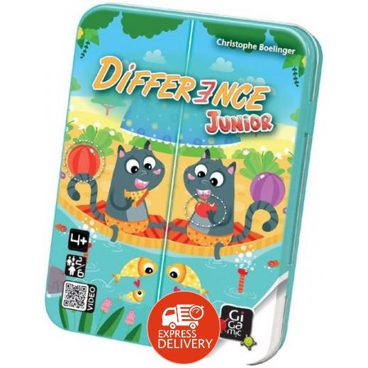 لعبة Difference Junior