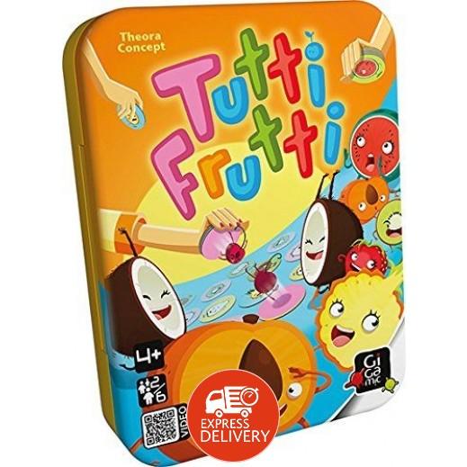 Tutti Frutti Card Game