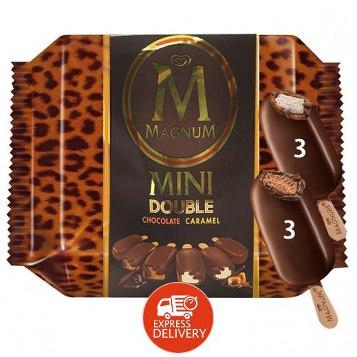والز ماجنوم – آيس كريم بالكراميل والشوكولاتة 6×60 مل