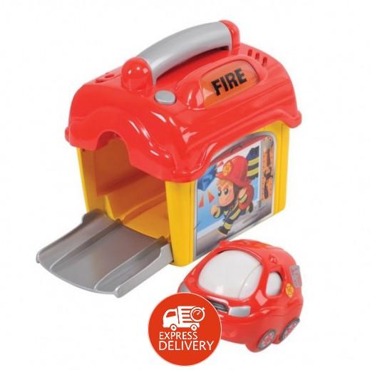 بلاي جو - محطة إنقاذ الحرائق