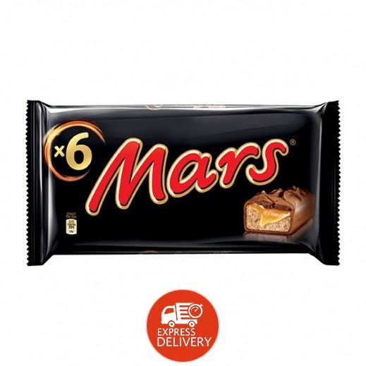 مارس - شوكولاتة 6 حبة × 51 جم - (عرض خاص)