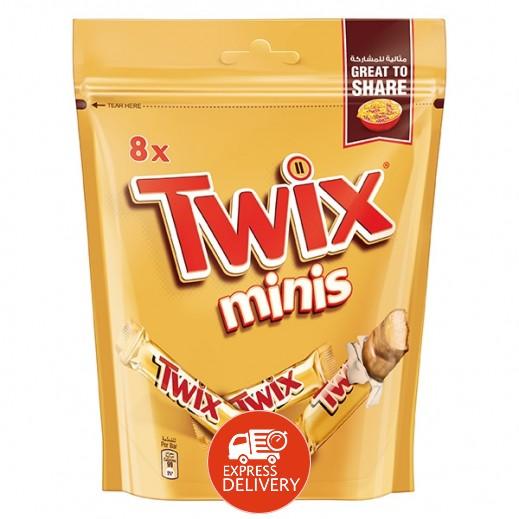 تويكس - شوكولاته مينيز 160 جرام