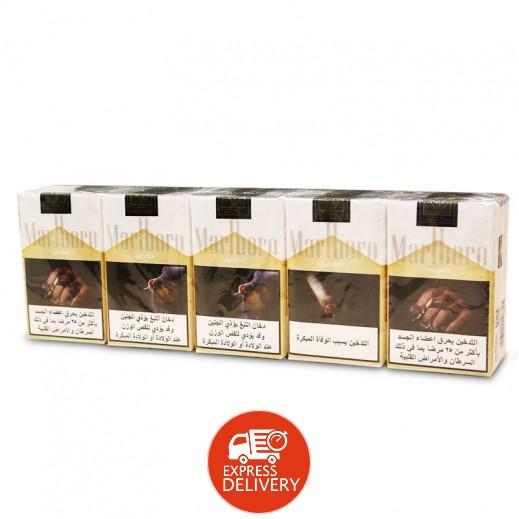 مارلبورو – سجائر جولد سوفت - كرتون