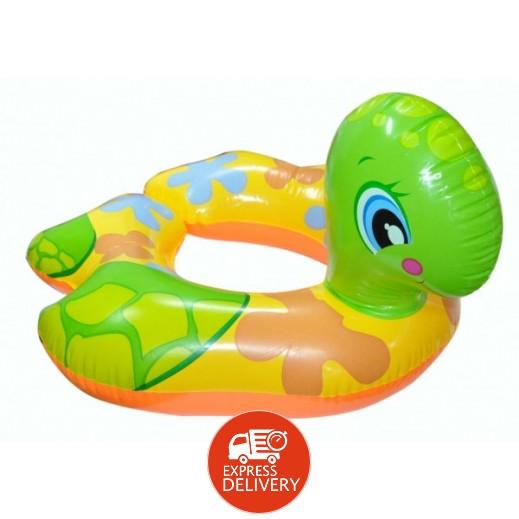 إنتكس – حلقة سباحة السلحفاة القابلة للفلق