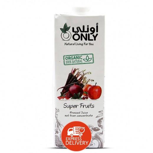 أونلي – عصير الفواكه المشكلة العضوي 1 لتر