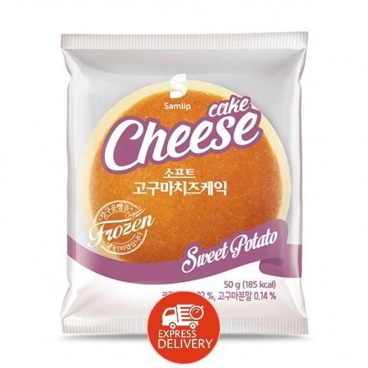 سامليب – كعك الجبن الناعم بالبطاطا الحلوة 50 جم