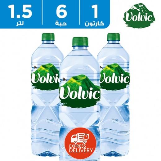 فولفيك – مياه معدنية سبلاش 6 × 1.5 لتر