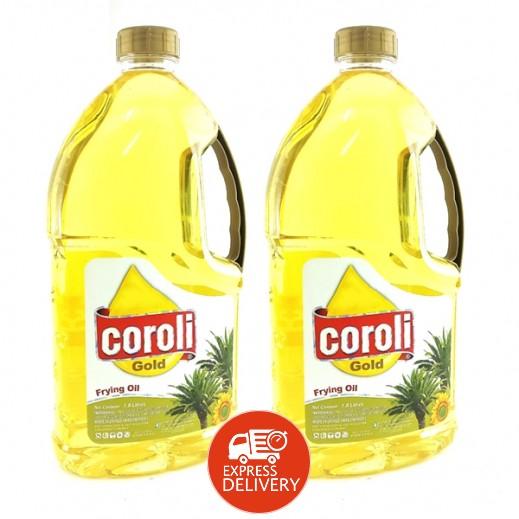 كورولي - الزيت الذهبي 2 × 1.8 لتر