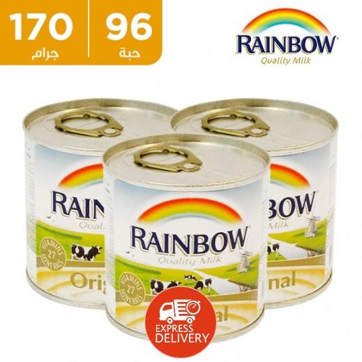 أبو قوس – حليب أصلي 170 جم × 96 حبة - أسعار الجملة