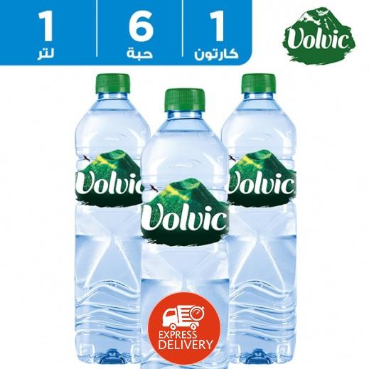 فولفيك – مياه معدنية سبلاش 6 × 1 لتر