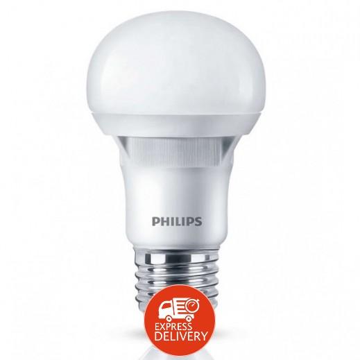 فيلبس – لمبة لون اصفر 2700K E27 بقوة 7 واط LED ESS