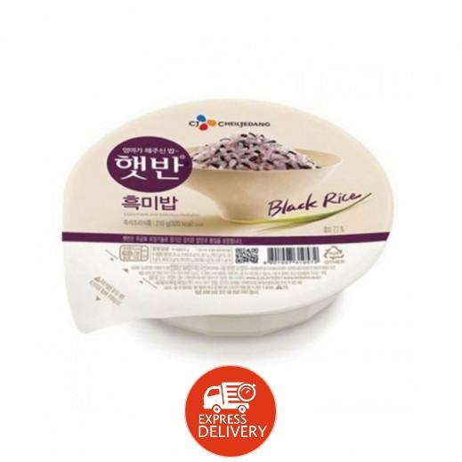 تشيلجيدانج - أرز أسود مطبوخ جاهز للأكل 210 جم