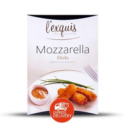 ليكسيس - أصابع جبنة موزاريلا 300 جم