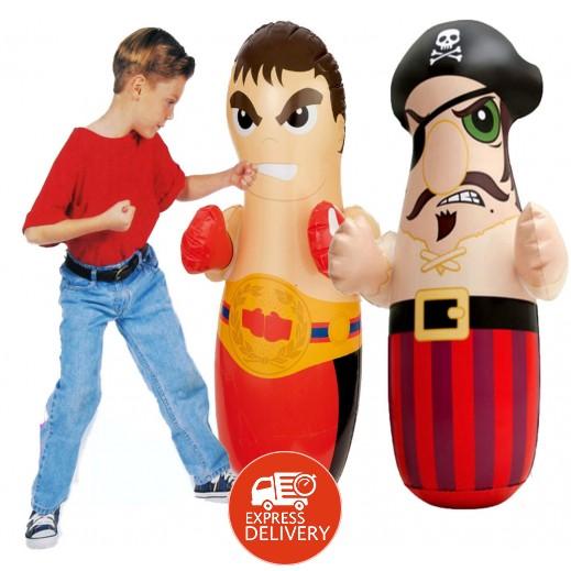 إنتكس – لعبة الملاكم القوي