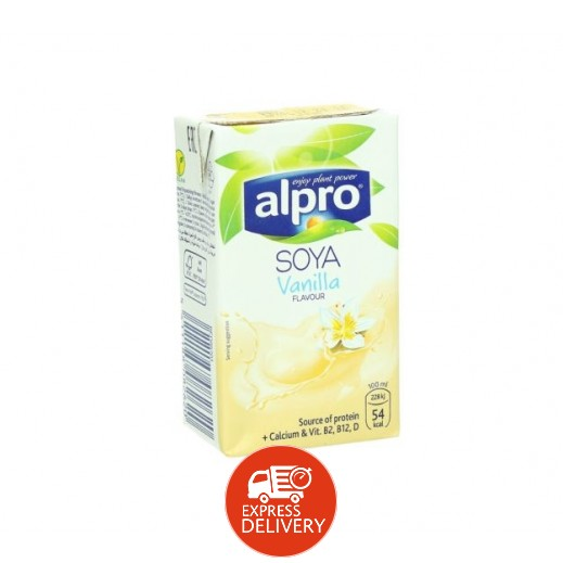 Alpro Soya Vanilla Drink 250 ml