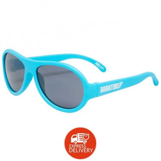بيبيتورز – نظارات شمسية للأطفال - أزرق (3 - 7) سنوات