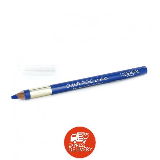 """لوريال – قلم كحل """" كلر ريتش """" – أزرق بورتو فينو"""