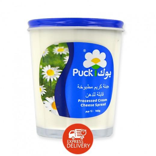 بوك - جبنة كريم مطبوخة قابلة للدهن 140 جم