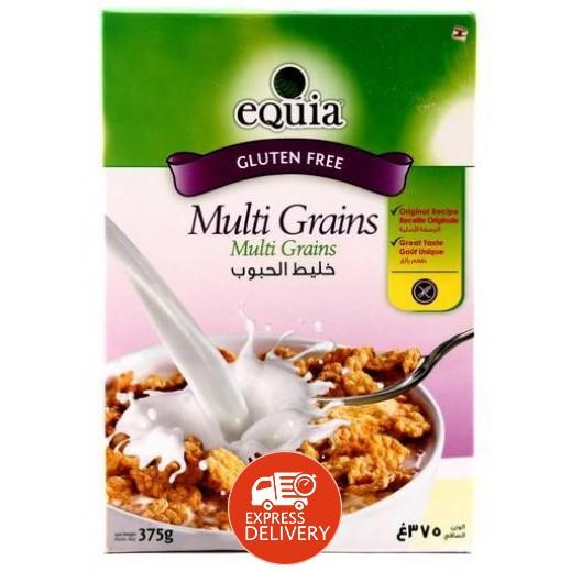 إيكوا – خليط حبوب الفطار خالي من الجلوتين – 375 جم