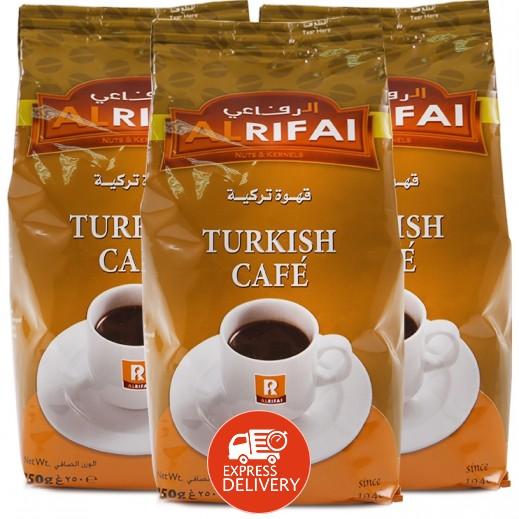 الرفاعي - قهوة تركية 250 جم × 3 حبة - عرض التوفير