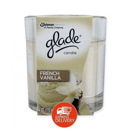 جليد - شمع بالفانيلا النقية 96.3 جم