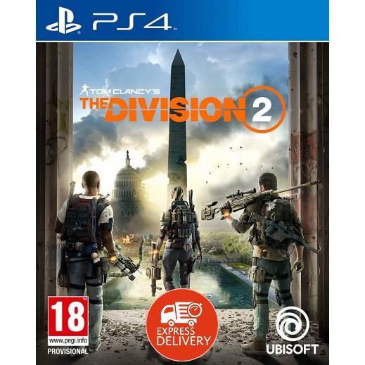 لعبة Tom Clancy's The Division لجهاز بلاي ستيشن 4 – نظام PAL